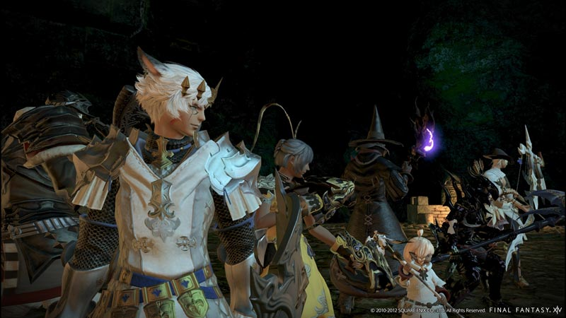 Final Fantasy XIV A Realm Reborn 15 Final Fantasy XIV Might Not Be Coming to Xbox 360 or Xbox One