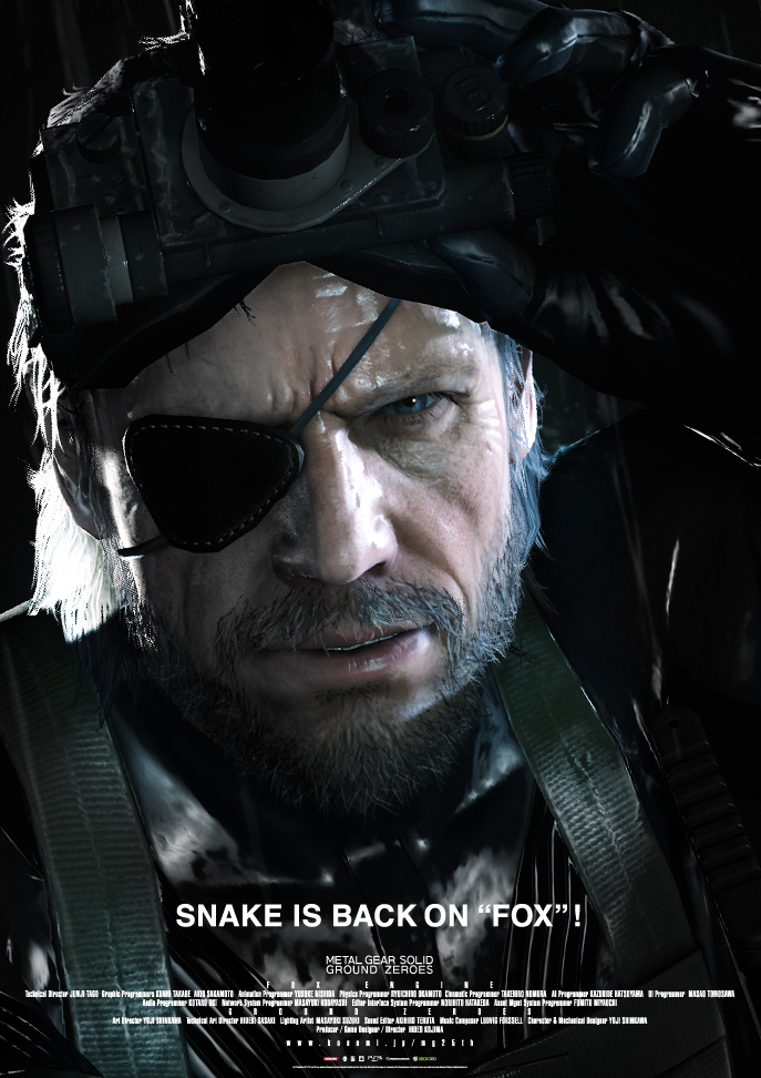 Metal Gear Solid Ground Zeroes 03