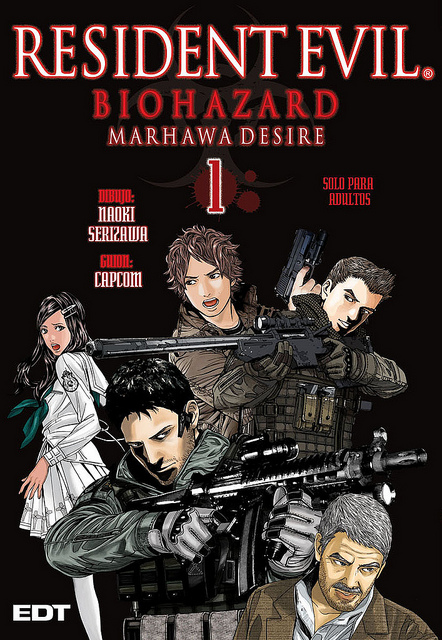Resident Evil Marhawa Desire Especial