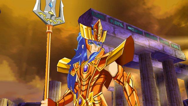 Saint Seiya Omega Ultimate Cosmos 58