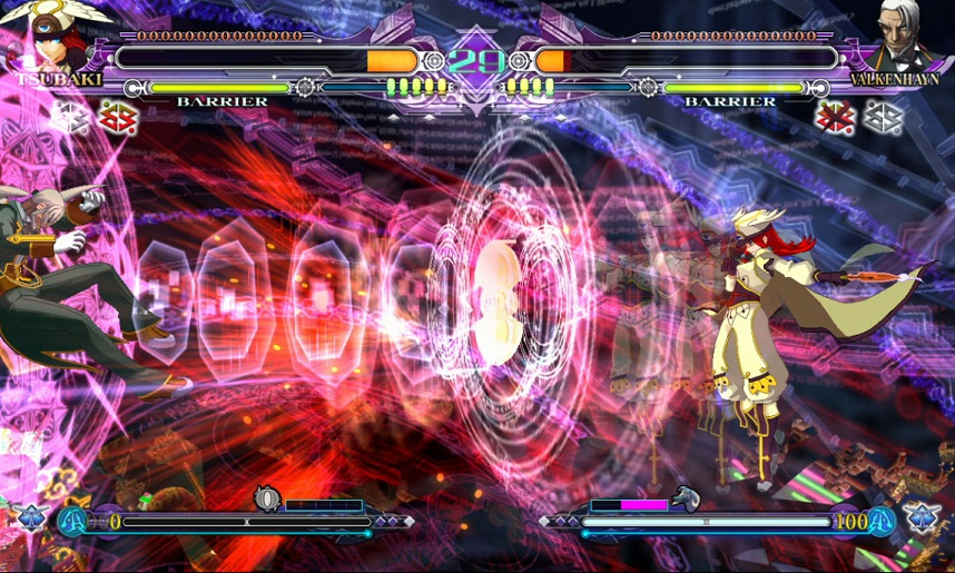 blazblue continuum shift extend vita 01 Rebajas en BlazBlue Continuum Shift Extend para PS Vita