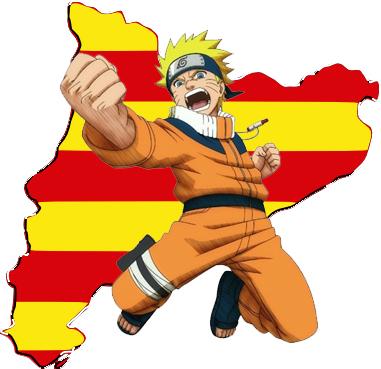 naruto catalan