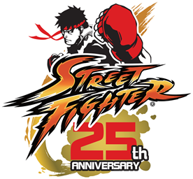 street fighter 25 aniversario logo CAPCOM anuncia torneo Masters Series Europe de Street Fighter