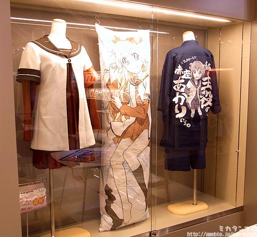 yuriyuri cafe 02 Good Smile Café se transforma en una cafetería de YuruYuri