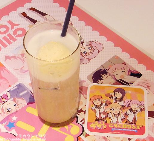 yuriyuri cafe 10 Good Smile Café se transforma en una cafetería de YuruYuri