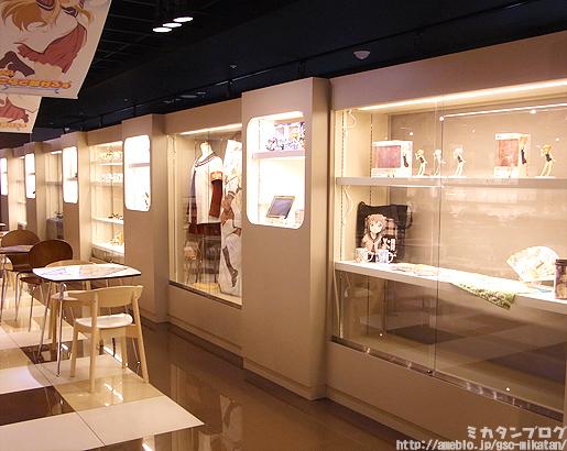 yuruyuri café Good Smile Café se transforma en una cafetería de YuruYuri