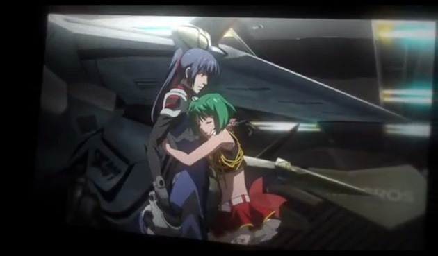 Macross 30 The Voice that Connect the Galaxy