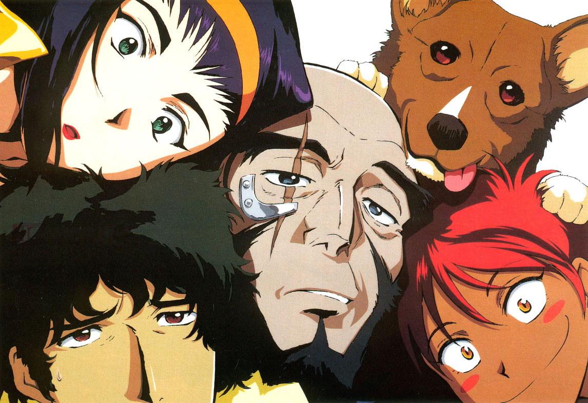 cowboy bebop anime Shinichiro Watanabe trabaja en dos nuevos anime
