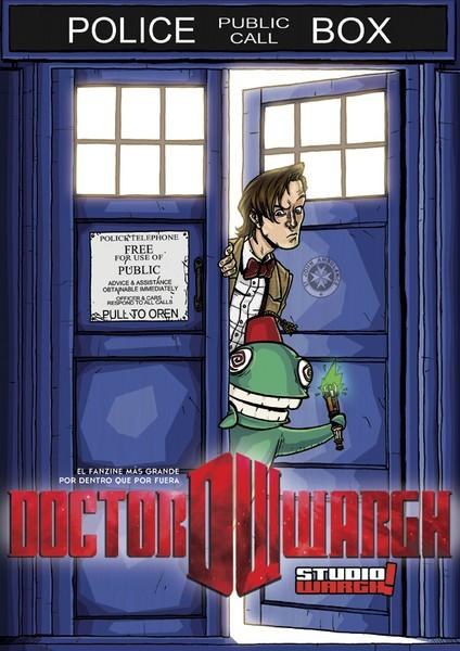 doctor wargh portada