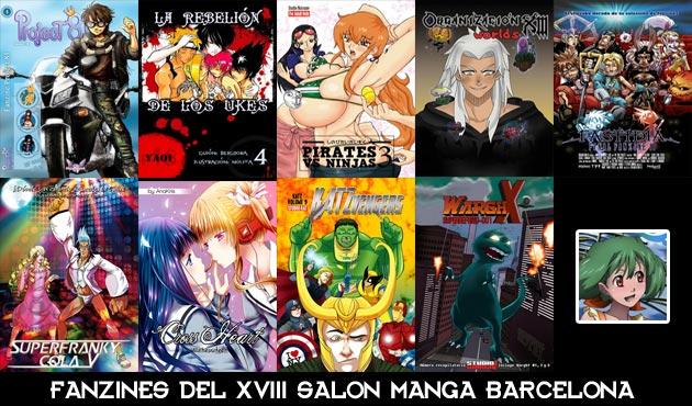 fanzines-xviii-salon-manga-barcelona