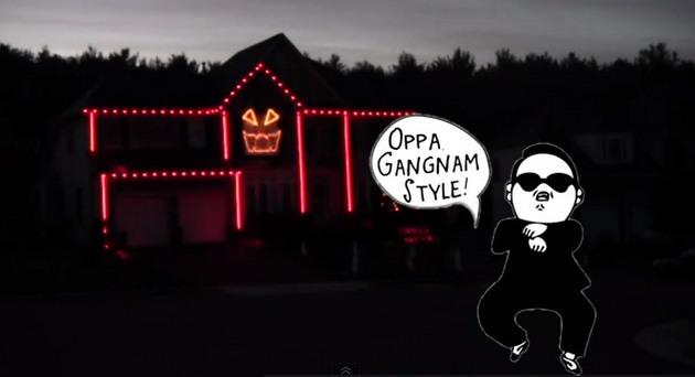 gangnam style casa