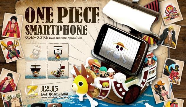 one piece smartphone 01 Smartphone de One Piece a la venta en invierno