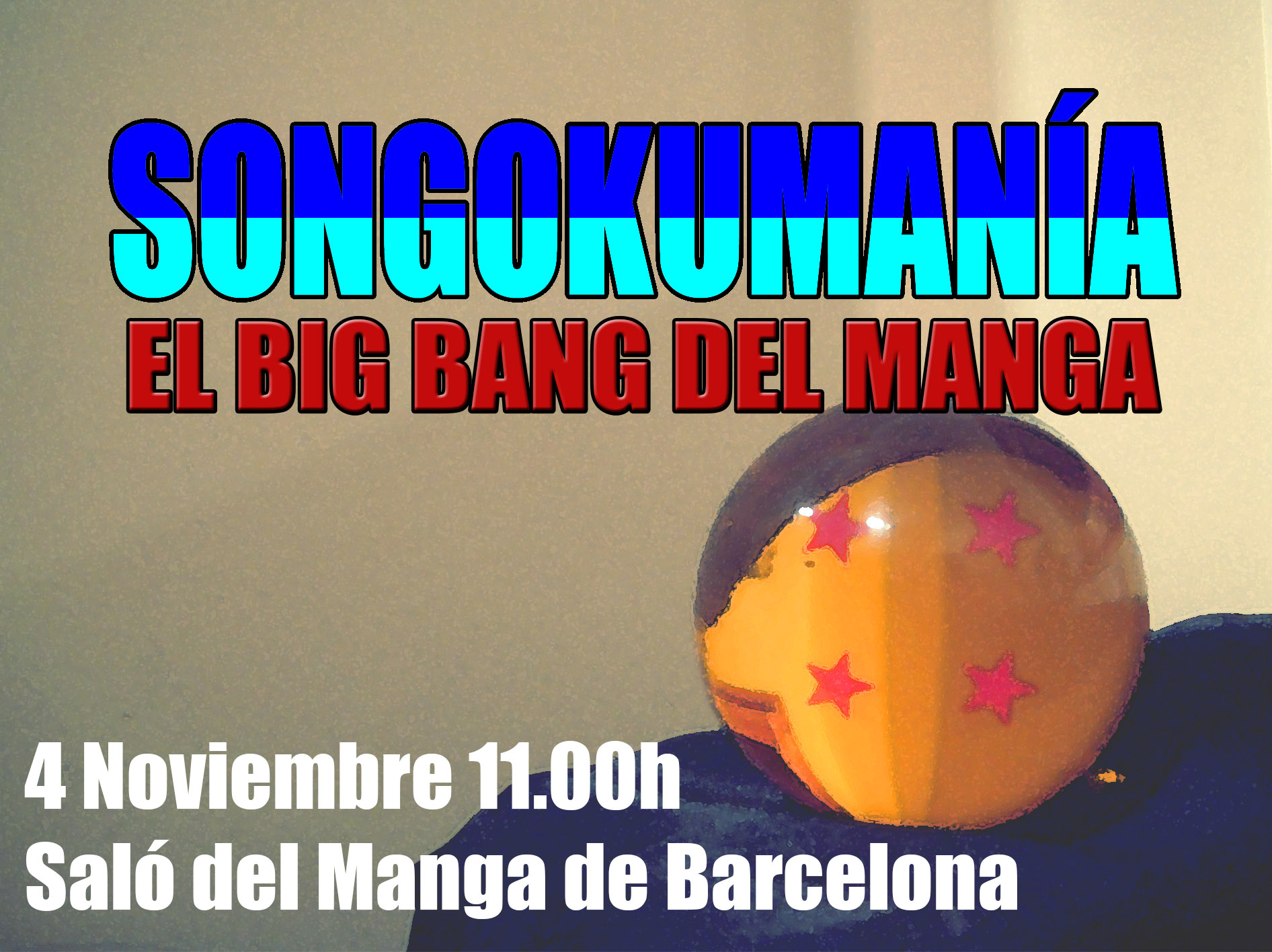songokumania big bang manga Documental Songokumanía: El Big Bang del manga para el XVIII Salón Manga Barcelona