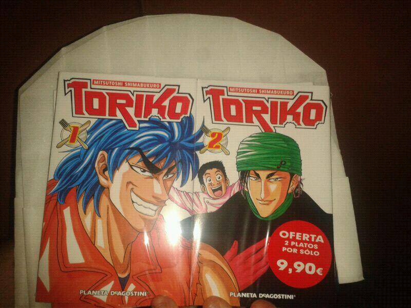 toriko gorro chef 2