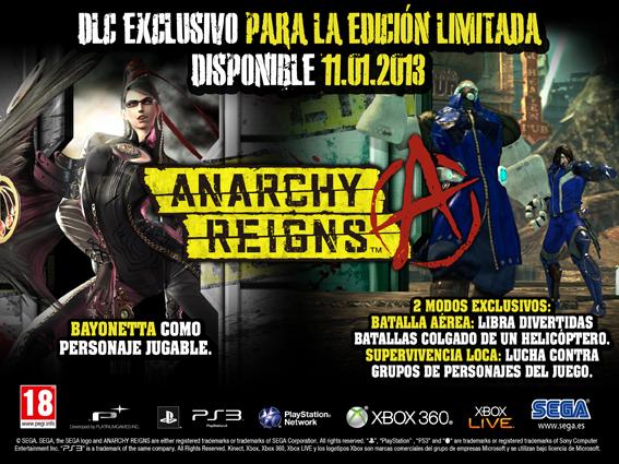 anarchy reigns edicion limitada 1
