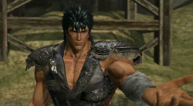 demo fist of the north star kens rage 2