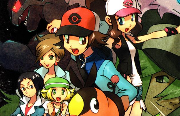 pokemon-negro-blanco-manga