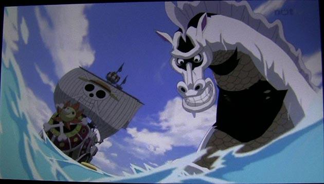 Escena Del Baño One Piece ~ Dikidu.com