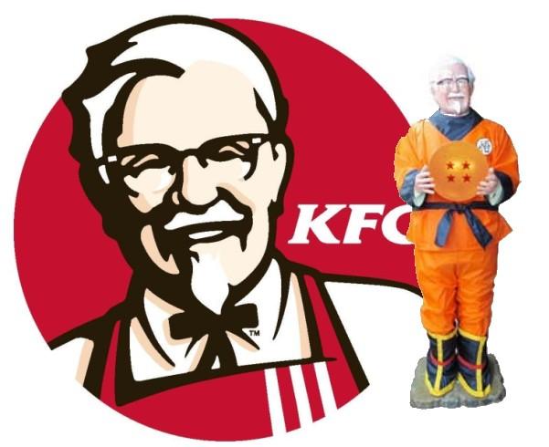 Dragon ball KFC