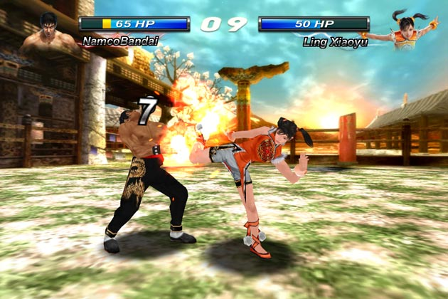 Tekken Card Tournament 03 Marca Tekken Revolution registrada en Australia
