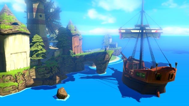 Zelda Wind Waker Wii U 03