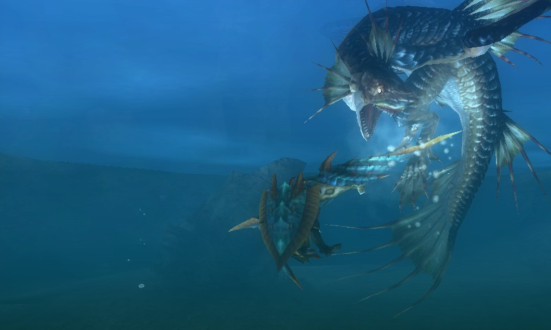 monster hunter 3 ultimate mar Demo de Monster Hunter 3 Ultimate ya disponible para 3DS y Wii U