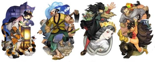muramasa ps vita nuevos personajes