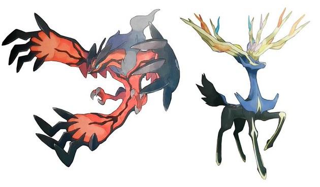 Legendarios de \'Pokémon X\' y \'Pokémon Y\': Xerneas e Yveltal