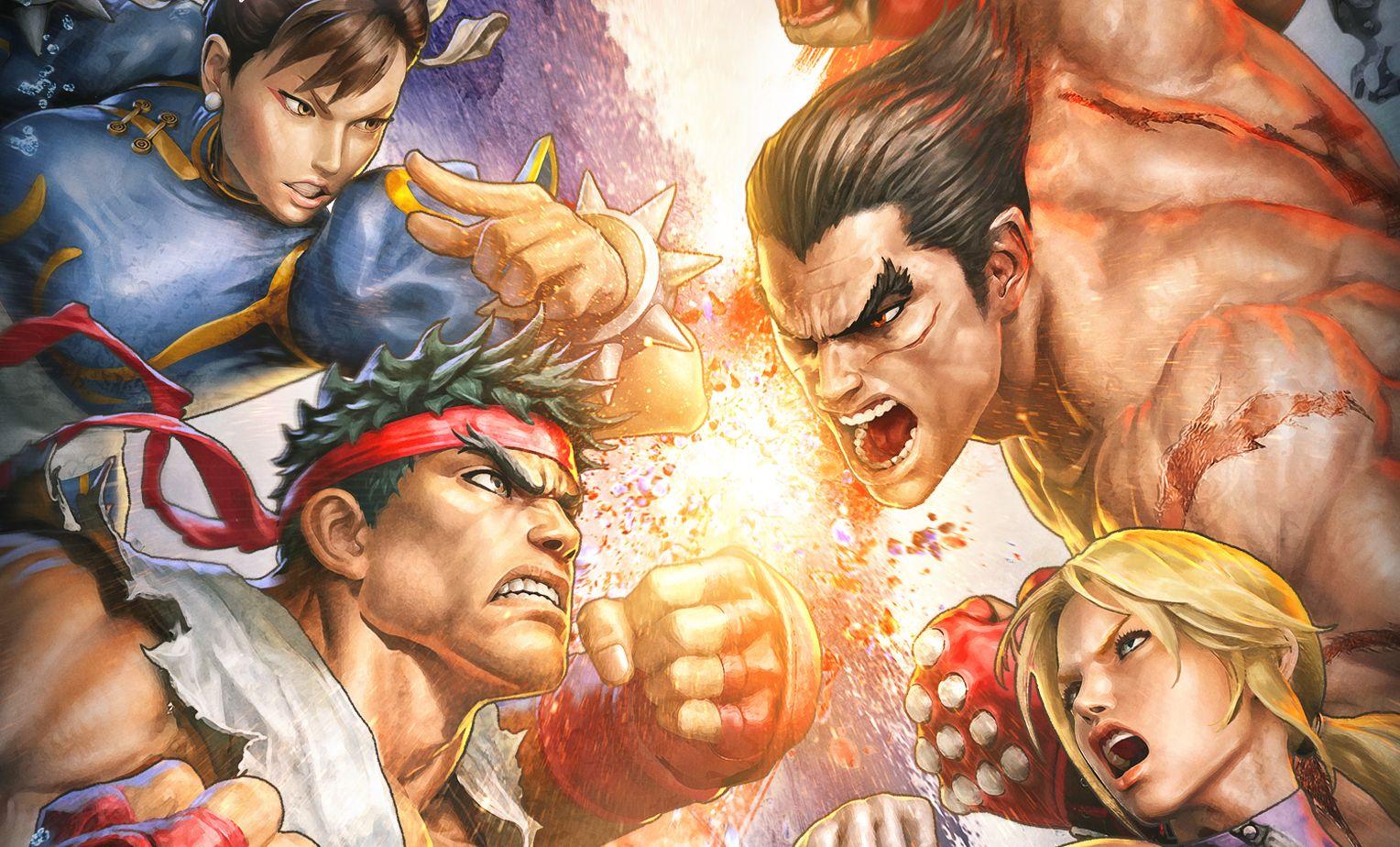 Si te enamoraste de Street Fighter x Tekken y quedaste un poco