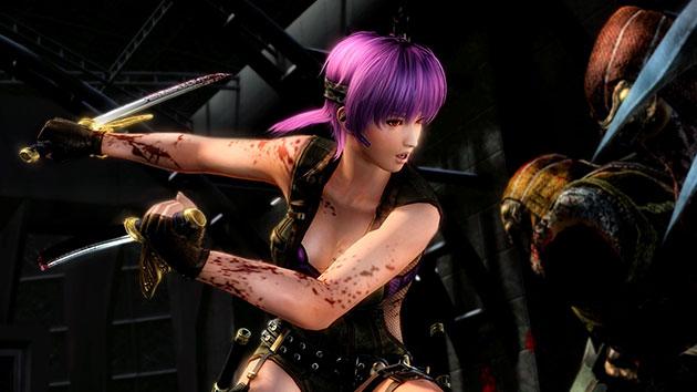Ayane 04 Ninja Gaiden 3 Razors Edge