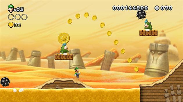 New Super Luigi U 01