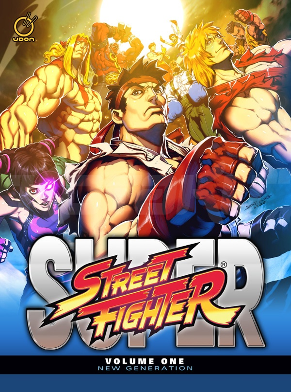comics super street fighter 2013