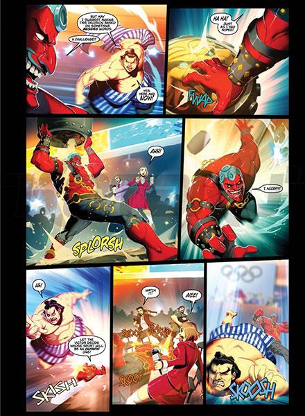 comic 2013
