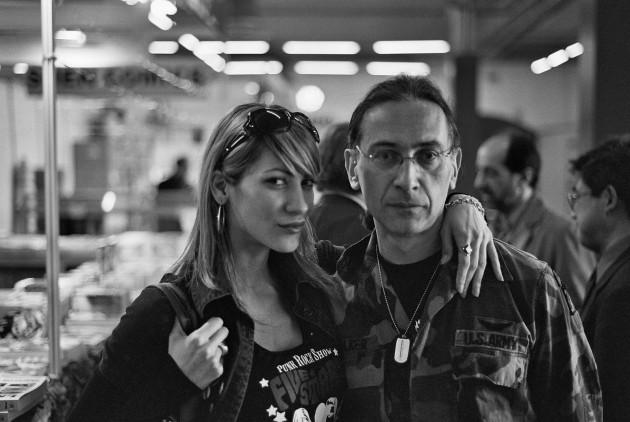 Joan Navarro y Celia Blanco