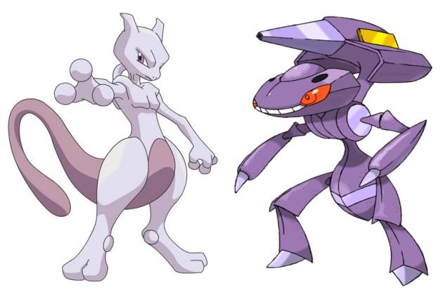 pokemon mewtwo genesect La nueva película de Pokémon se estrena el 13 de julio en Japón