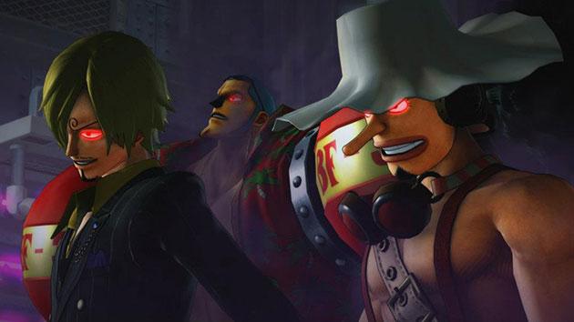 Betrayal 09 One Piece Pirate Warriors 2