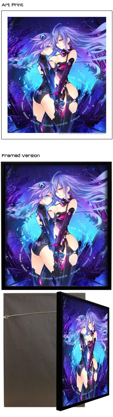 Hyperdimension Neptunia Victory hentai 06