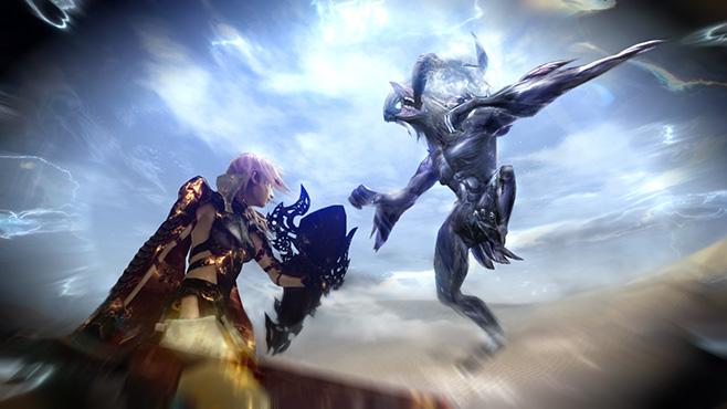 Lightning Returns Final Fantasy XIII Discronia