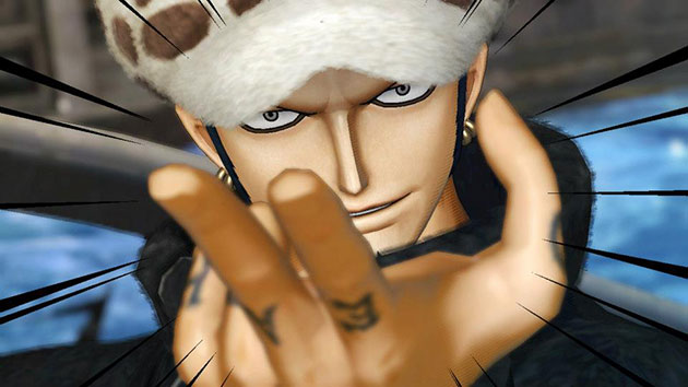 Trafalgar Law 07 One Piece Pirate Warriors 2