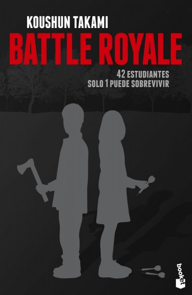Battle Royale booket