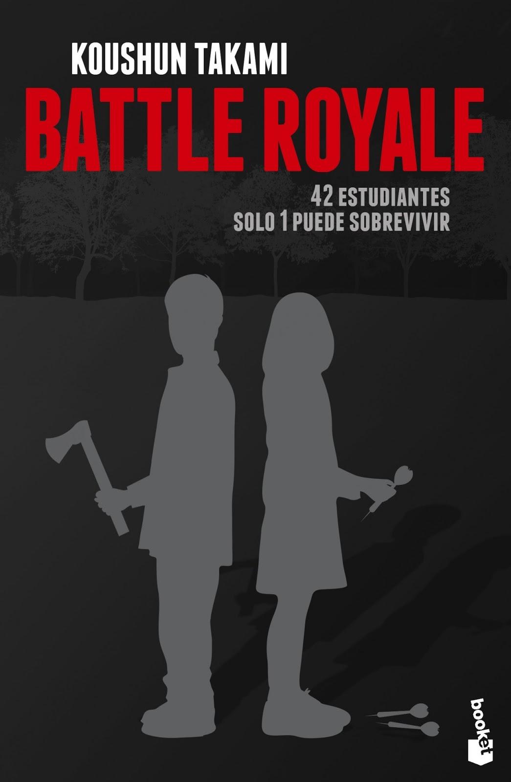 Battle Royale booket