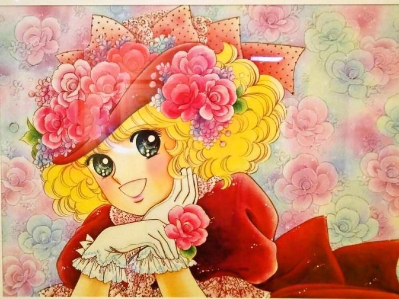Candy Candy 800x600 El anime Candy Candy regresa a España por Karma Films