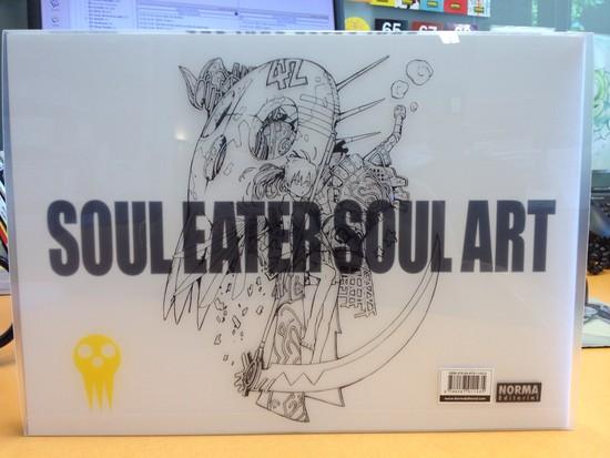 Soul Eater Soul Art 02