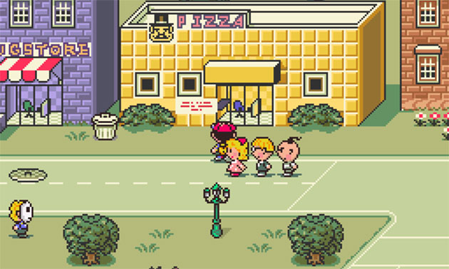 earthbound wii u Earthbound llega a la Consola Virtual de Wii U