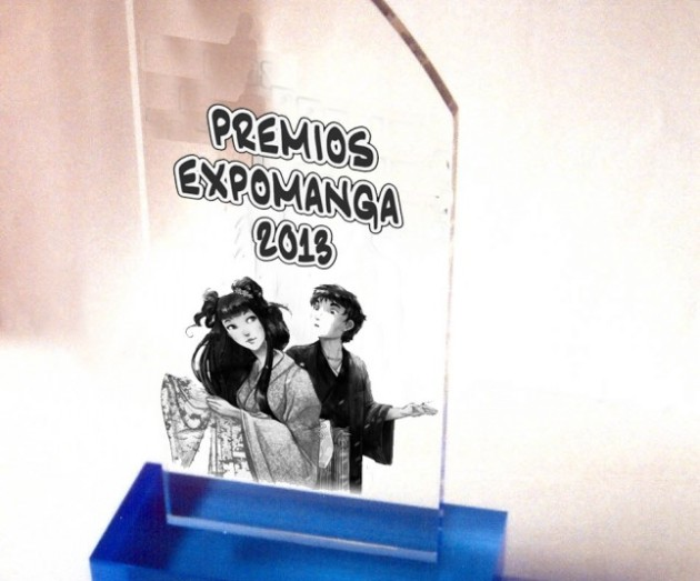 premios expomanga 2013