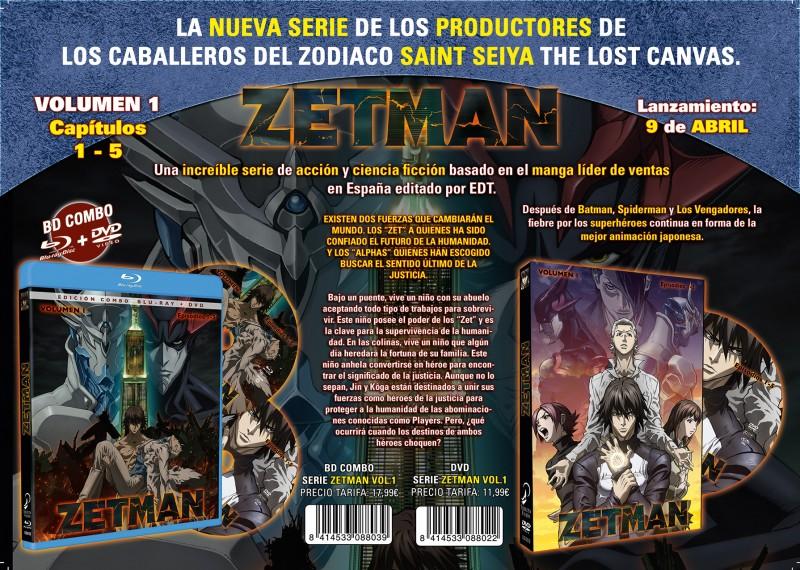 zetman anime 1 selecta vision