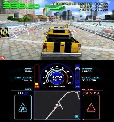 Crash City Mayhem screen 1