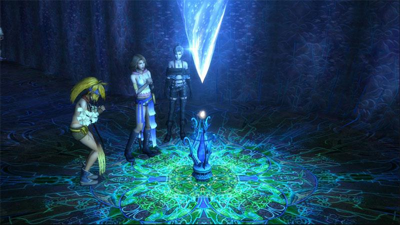 Final Fantasy x 2 hd remaster mayo 07