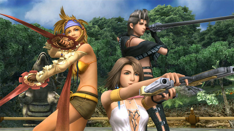 Final Fantasy x 2 hd remaster mayo 08