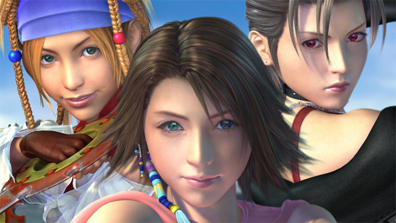 Final Fantasy x 2 hd remaster mayo 12